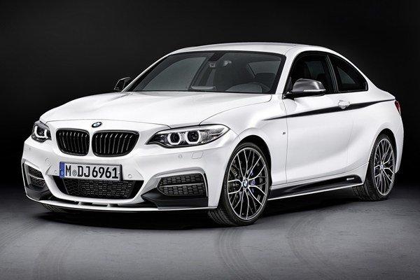 Podobu nového BMW M2 by sme mohli hľadať v špeciálnej verzii BMW M235i Performance.