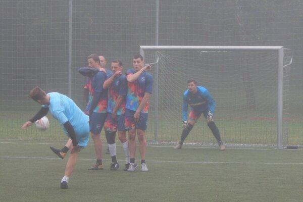 Zápas Ortoprotetika - T-Klub skončil výsledkom 3:7.