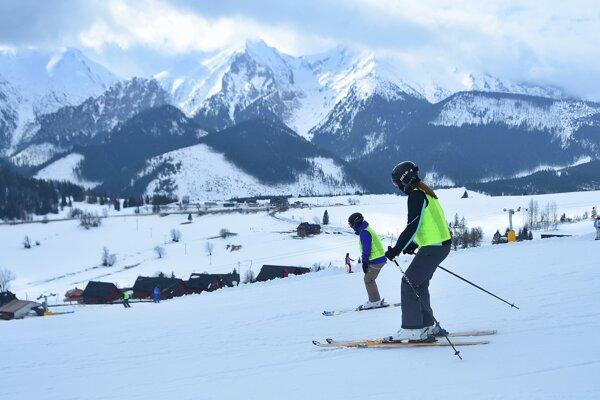 Súčasťou spoločného skipasu je aj Ski Centrum Strachan.
