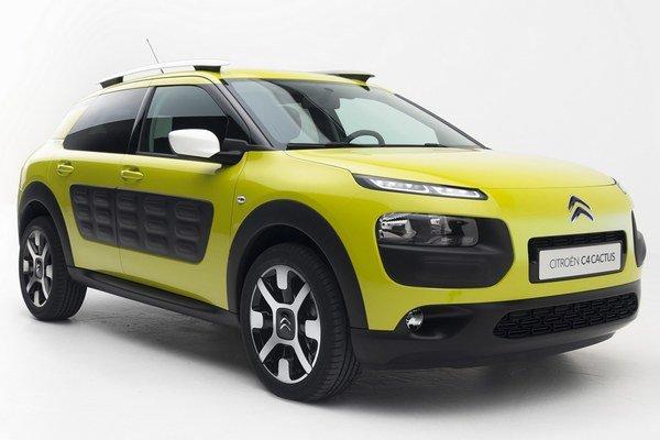 V septembri si budeme môcť kúpiť cenovo aj dizajnovo príťažlivé auto. C4 Cactus je obrazom dnešných motoristov, ktorí potrebujú jednoduché auto zabalené do hračky.