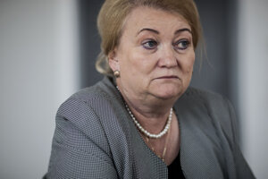Anna Záborská.