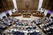 Rokovanie Národnej rady SR