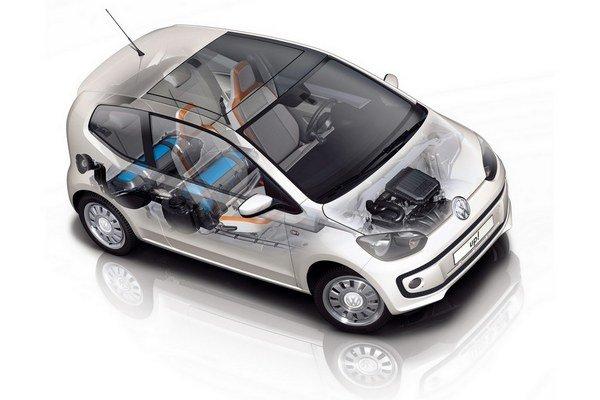 Jazda novým vozidlom Eco up! vytiahne každých 100 km z peňaženky len 3,58 eura.