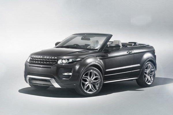Land Rover Convertible obohatí rodinku, ktorú v súčasnosti zastupuje päťdverová verzia a kupé.