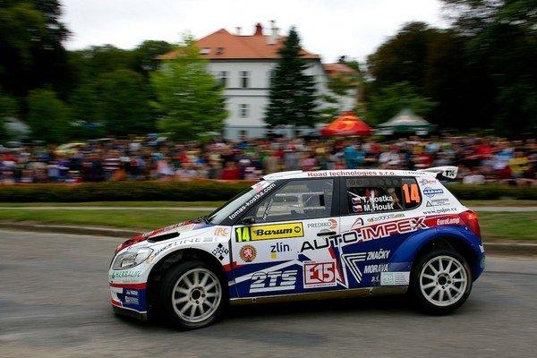Nová česká hviezda? Na Auto Show príde aj Tomáš Kostka, aktuálny relyšprintový majster z Čiech a tretí z Tohtoročnej Barumky.