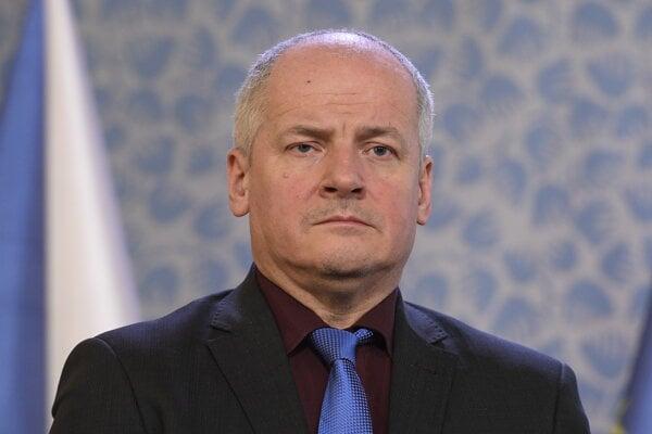 Nový český minister zdravotníctva Roman Prymula.
