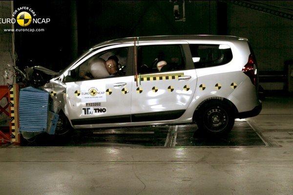 Dacia Lodgy teraz nehviezdila plným počtom hviezdičiek, ale ešte pred pár rokmi by sa jej to možno podarilo. Dnes je tŕňom v oku a zároveň verná tradícii trojhviezdičkového hodnotenia prvého Loganu.
