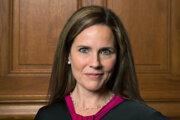 Sudkyňa Amy Coneyová Barrettová.