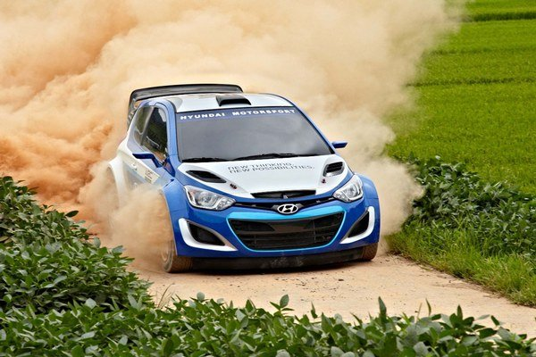 Testy predbežnej verzie špeciálu i20 WRC sa už začali v Kórei , aby bolo možné uskutočniť analýzu komponentov a podvozka pred ďalšími testami naplánovanými na rok 2013.
