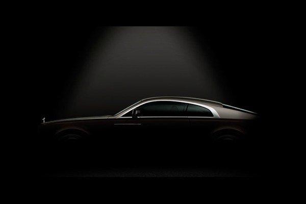 Nový dvojdverový model luxusnej značky pripomína legendárny, americký Mustang. Názov Wraith nosila už v rokoch 1938 - 1939 limuzína značky Rolls-Royce.