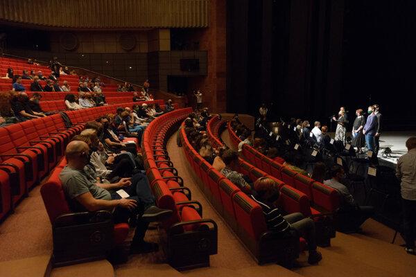 Divadelná Nitra potrvá do stredy 30. septembra.