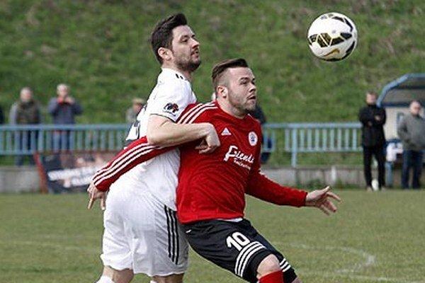 V súboji Vlado Tatar a Tibor Glenda.