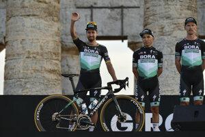 Peter Sagan pred Giro d'Italia 2020.
