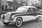 Wartburg-Mercedes 170 V od firmy Schwarze.
