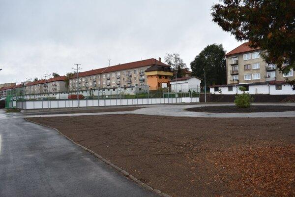 Areál obnovili v dvoch fázach.