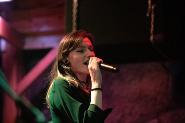 Talentovaná speváčka z Kysúc.