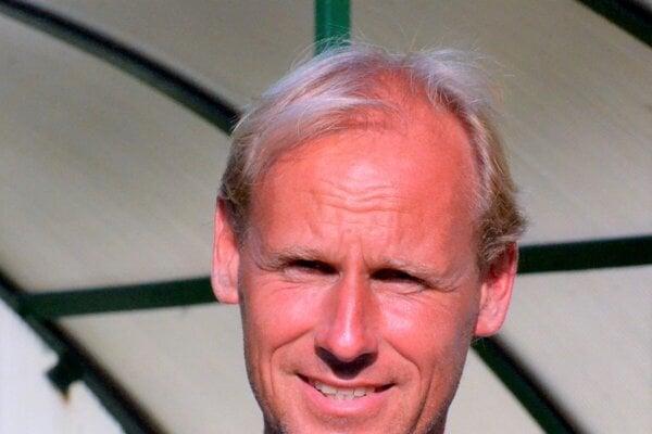 Stanislav Ruman, nový tréner Belej.