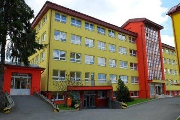 Staroľubovnianska nemocnica.