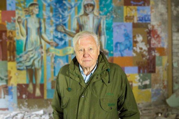 Britský prírodovedec, popularizátor, režisér, scenárista a dokumentarista David Attenborough.