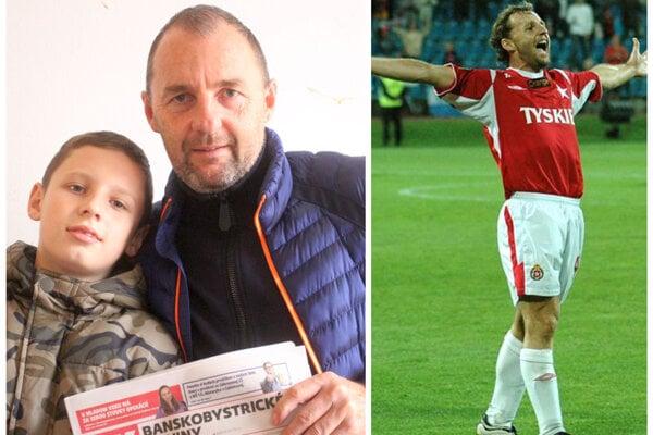 Marek Penksa dal vo vrcholovom futbale vyše 70 gólov. Nadviaže na neho syn Marco?
