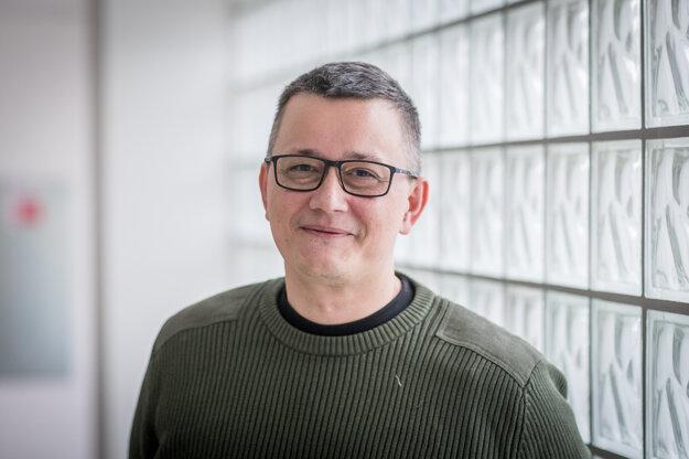 Prokurátor Úradu špeciálnej prokuratúry Tomáš Honz.