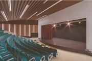 Vizualizácia interiéru kina