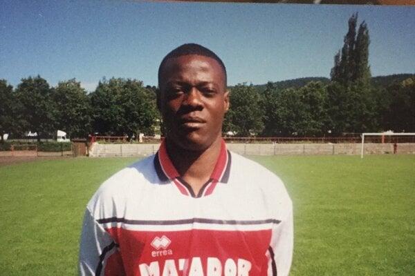 Ali Lembakoali obliekal púchovský dres štyri roky.