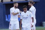 Real Madrid - Šachtar Doneck, Liga majstrov dnes (ilustračná fotografia).