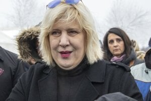 Dunja Mijatovičová, komisárka Rady Európy pre ľudské práva.