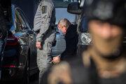 Dušana Kováčika zadržali aj obvinili.