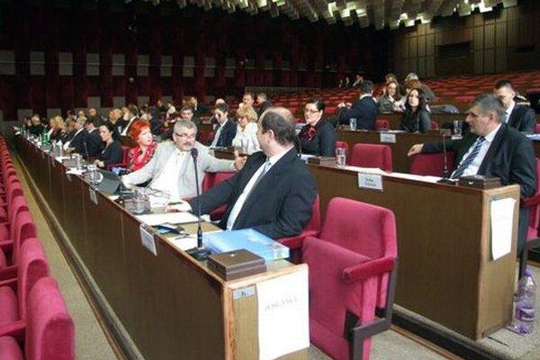 V mestskom zastupiteľstve má Smer 14 poslancov, osem je nezávislých, piati sú z KDH, traja zo Siete a jedena poslankyňa je z Novy.