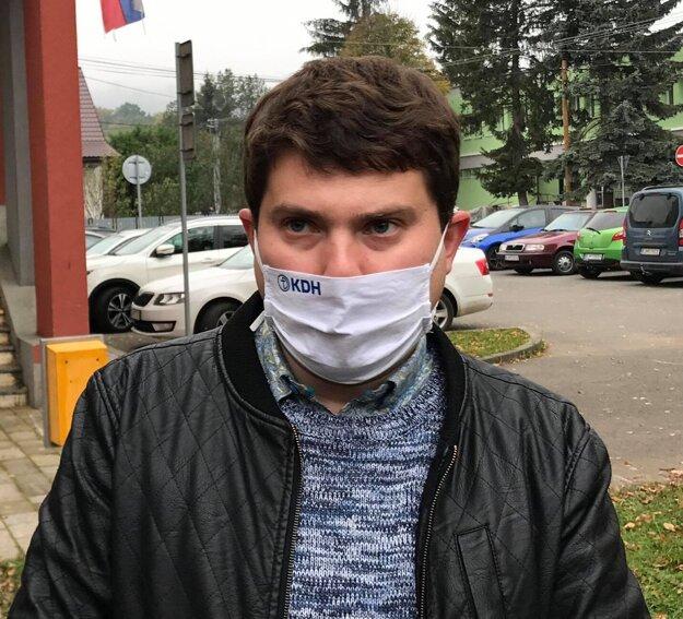 Starosta Zborova Jan Šurkala.