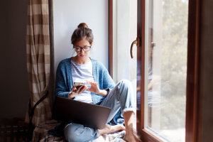 Základom home officu je kvalitné internetové pripojenie.