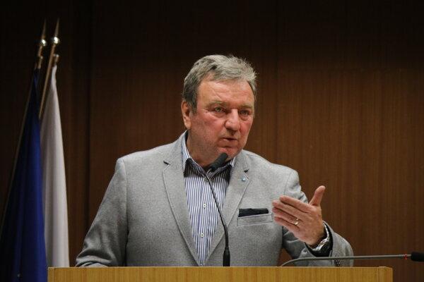 Liptovskomikulášsky primátor Ján Blcháč.