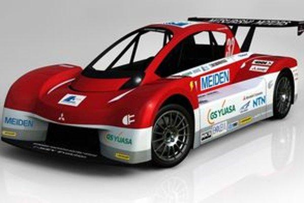 Prototyp i-MiEV Evolution má tri motory, výkon 240 kW a pohon oboch náprav. Jeho cieľom je vyjsť do cieľa v nebesiach na jedno nabitie batérií a čo najrýchlejšie. V absolútnom hodnotení však nemožno čakať najrýchlejší čas, pretože automobily s benzínovými