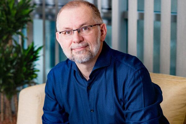 Ladislav Miko, vedúci Zastúpenia Európskej komisie v SR
