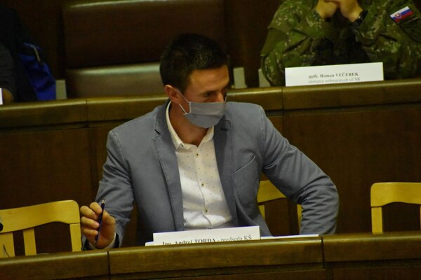 Andrej Torda, prednosta Okresného úradu v Považskej Bystrici