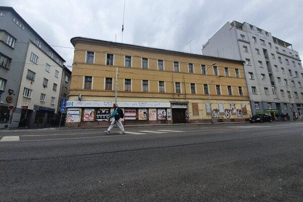 Budova spoločnosti Berg.
