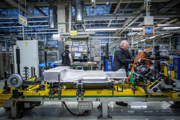 Do skupiny Arca Capital patrí aj firma AAH Plastic, výrobca plastových dielcov pre automobilový priemysel. Ide o jednu z hodnotných investícií investičnej skupiny. (ilustračné foto)