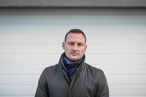 Bývalý vyšetrovateľ Marek Gajdoš.