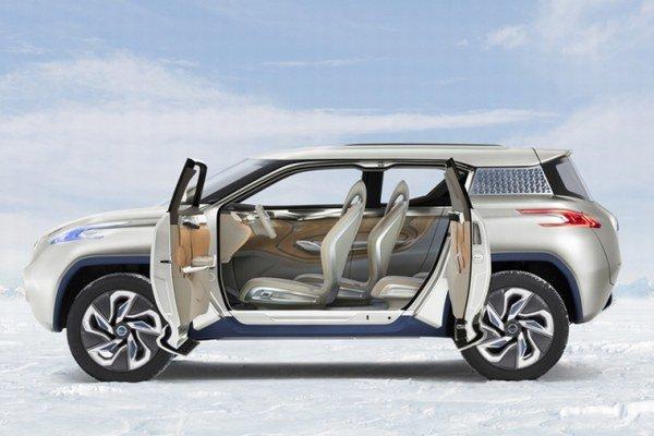 Nissan má dva ciele: pritiahnuť dizajnom mladých a ukázať, že dokáže vyrábať vodíkové palivové články v masovej produkcii.
