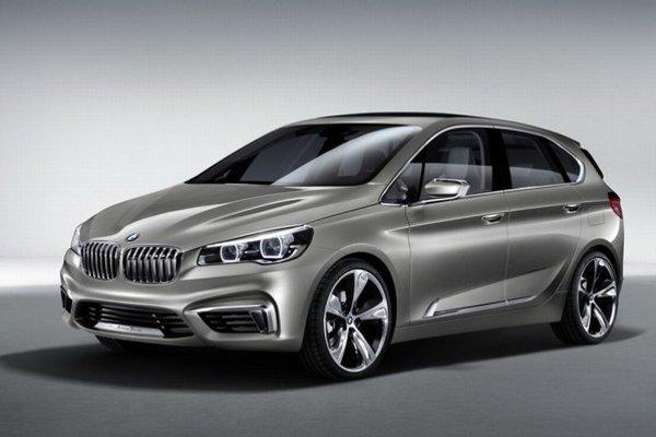 Štúdia BMW by sa mala dostať do výroby ako rad 1 s označením GT.
