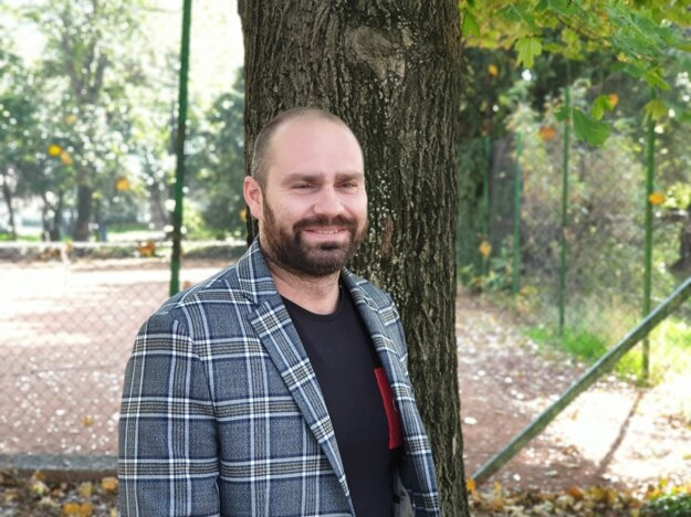 Ivan Karbula, primár Oddelenia psychiatrie vo Fakultnej nemocnici v Trnave.