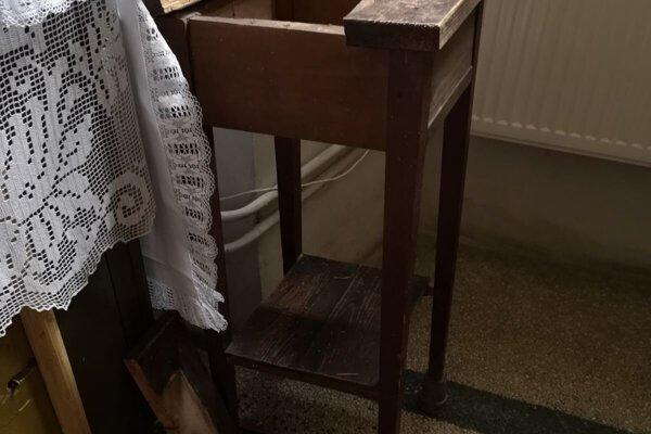 Zlodej úradoval v kostole.