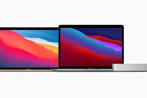 Nová generácia počítačov Mac s novým procesorom no nezmeneným dizajnom. Apple sľubuje najmä lepší výkon a dlhší výdrž batérie.