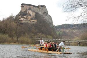 Príď si zabehať pod najkrajší hrad na Slovensku, tak znelo heslo podujatia.