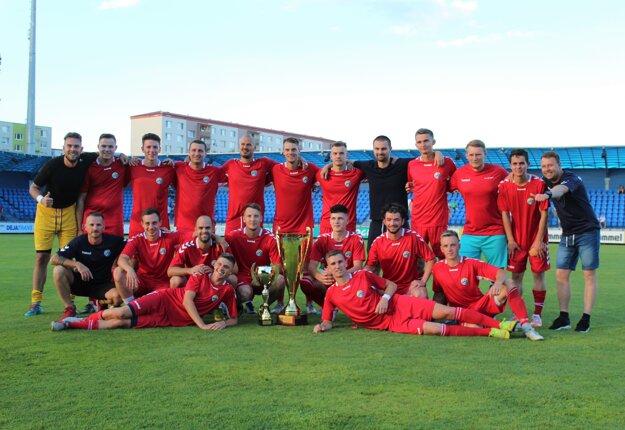 Rybky po víťazstve v Sportika Cupe