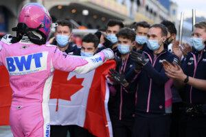 Víťazom kvalifikácie na Veľkú cenu Turecka sa stal kanadský pilot Lance Stroll.