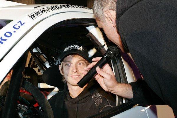Košický CMM Media Sport sa po štarte na PSG – Partr Rally Vsetín chystá začiatkom novembra na Rally Bratislava.