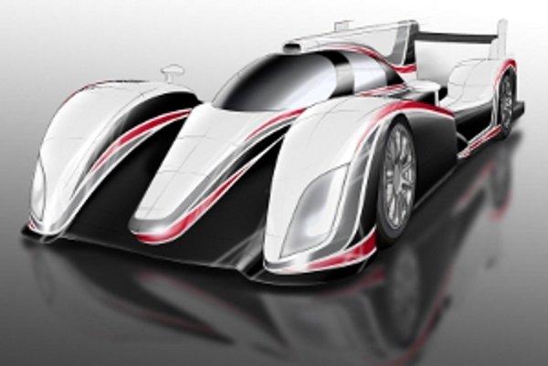 Zatiaľ existuje iba skica nového špeciálu. Reálne auto predstavia na začiatku budúceho roka.